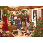 Puzzle   Christmas Collectors Edition No.12 - Christmas Past