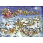 Puzzle   Christmas Collectors Edition No.13 - Christmas Eve