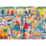 Puzzle   Pièces XXL - Darley Collection - Supermarket Dash
