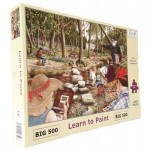 Puzzle   Pièces XXL - Learn To Paint