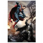 Puzzle  Trefl-13201 Batman contre Superman
