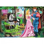 Puzzle  Trefl-13223 Disney Princess