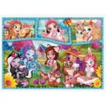 Puzzle  Trefl-13261 Enchantimals