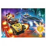 Puzzle  Trefl-14266 Pièces XXL - Mickey and the Roadster Racers