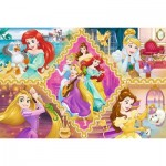 Puzzle  Trefl-15358 Disney Princess