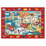 Trefl-15537 Puzzle Observation - Secours