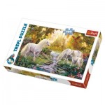 Puzzle  Trefl-16349 Jardin Secret