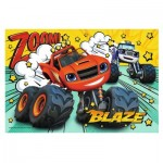 Puzzle  Trefl-17305 Blaze and the Monster Machines