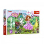 Puzzle  Trefl-18252 Disney Junior - Sofia The First