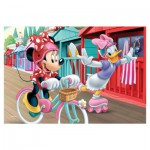 Trefl-19473 Mini Puzzle - Minnie Mouse