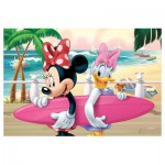 Trefl-19475 Mini Puzzle - Minnie Mouse