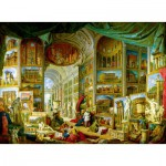Puzzle  Trefl-33034 Antique