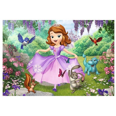Trefl-36515 Color Puzzle - Sofia the First