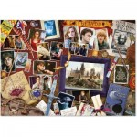 Puzzle  Trefl-37400 Harry Potter