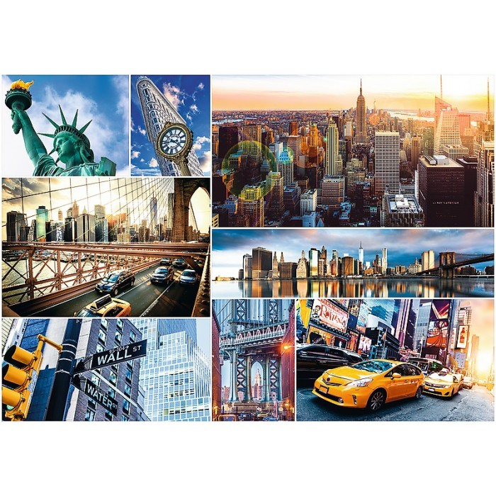 Collage - New York