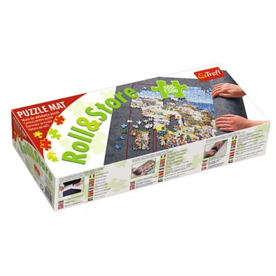 Puzzle Trefl-60985 Roll & Store 500 - 1500 Pièces