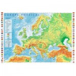 Puzzle   Europe Physical Map