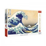 Puzzle   Hokusai - The Great Wave of Kanagawa