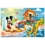 Puzzle   Interesting day for Mickey and friends