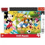 Puzzle Cadre - Mickey Mouse & Friends