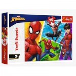 Puzzle   Spider-Man and Miguel