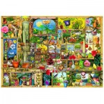Wentworth-761813 Puzzle en Bois - Colin Thompson - The Gardeners Cupboard