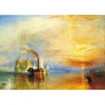 Puzzle en Bois - Joseph Mallord William Turner - The Fighting Temeraire