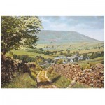Puzzle en Bois - Pendle in May