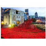 Puzzle en Bois - Tower of London Remembrance