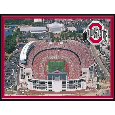 Puzzle White-Mountain-501 Ohio State Stadium, USA