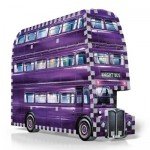 Wrebbit-3D-0507 Puzzle 3D - Harry Potter (TM) : The Knight Bus