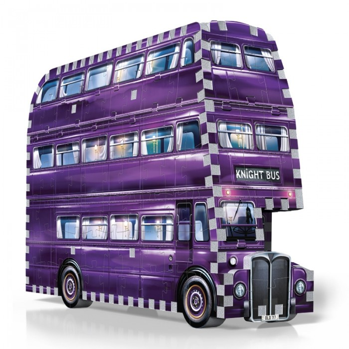 Puzzle 3D - Harry Potter (TM) : The Knight Bus