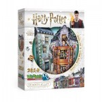 Wrebbit-3D-0511 Puzzle 3D - Harry Potter - Weasleys' Wizard Wheezes & Daily Prophet
