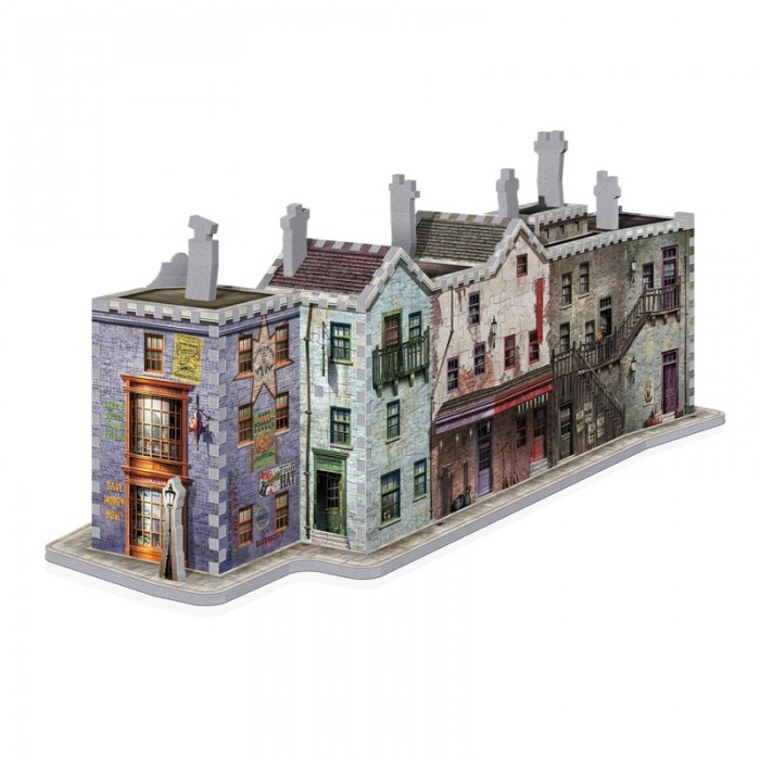Puzzle 3D - Harry Potter (TM): Chemin de Traverse
