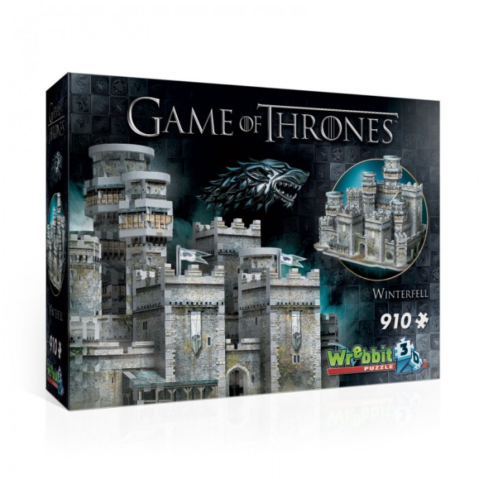 Puzzle 3D - Game of Thrones - Winterfell