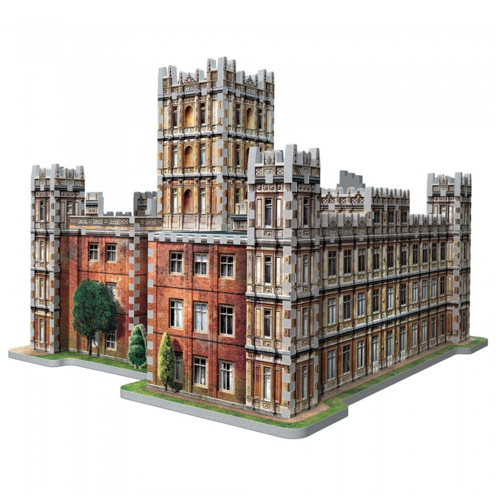 Puzzle 3D - Downton Abbey